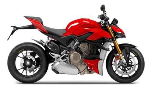 On order for new projects! Ducati Streetfighter V4 S