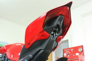 Carbon Tail End Subframe Cover Panigale V4 / V4S / Speciale