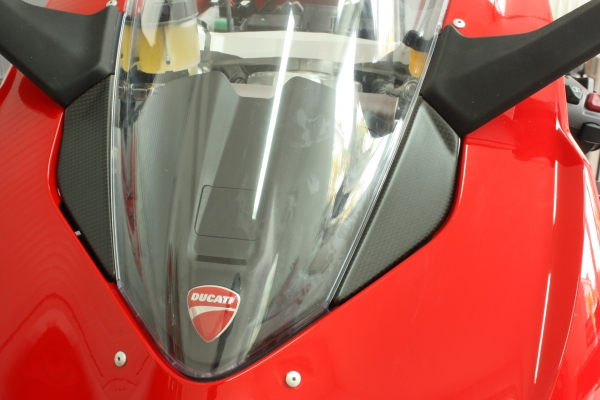 Front Subframe Cover Set  Ducati Panigale V4 / V4S / Speciale / R