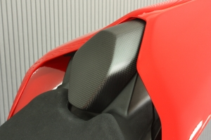 Seat Pad Carbon Cover Ducati Panigale V4 / V4S / Speciale