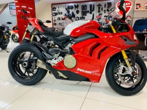 Carbon Frame Covers left and right Panigale V4 R / Anniversario
