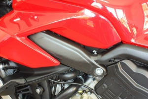 Carbon Frame Cover Set Ducati Streetfighter  V4 / V4S